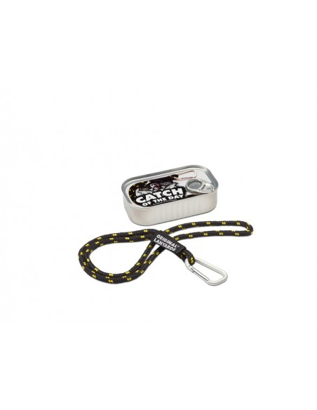 Lanyard / Keycord In Blikje - Catch Off The Day - The Captain's Collection - Nautische Accessoires - OL3805 - € 10,95